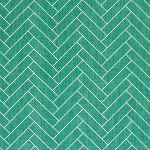 herringbone-in-green