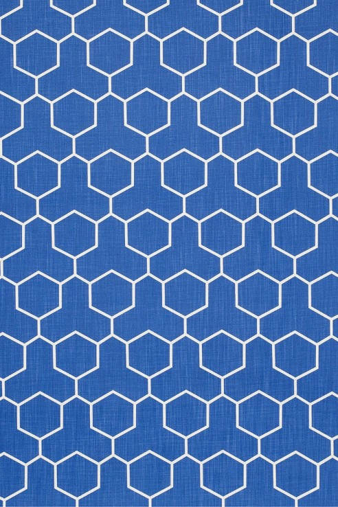 honeycomb-in-blue
