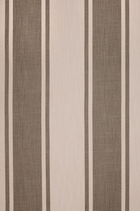 Broad Stripe in Charcoal 1