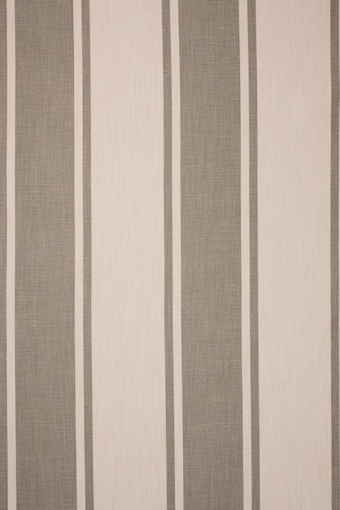 Broad Stripe in Grey 1
