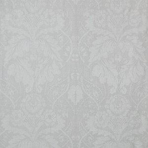 Damask in White on White