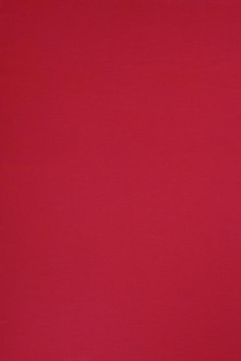 Plain in Plain Red Cotton 1