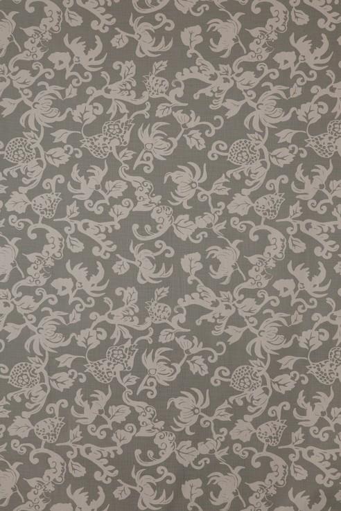 Silver Leaf in Grey 1