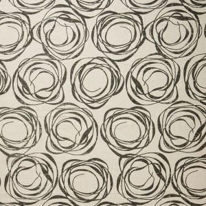 Swirl in Charcoal