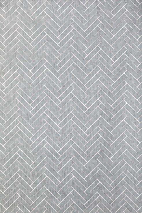 Herringbone in Medium Grey 1