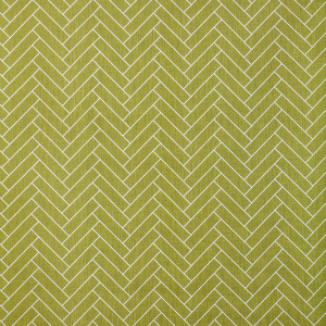 Herringbone in Chartreuse