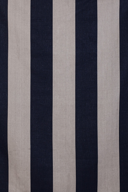 Classic Stripe in Indigo 1