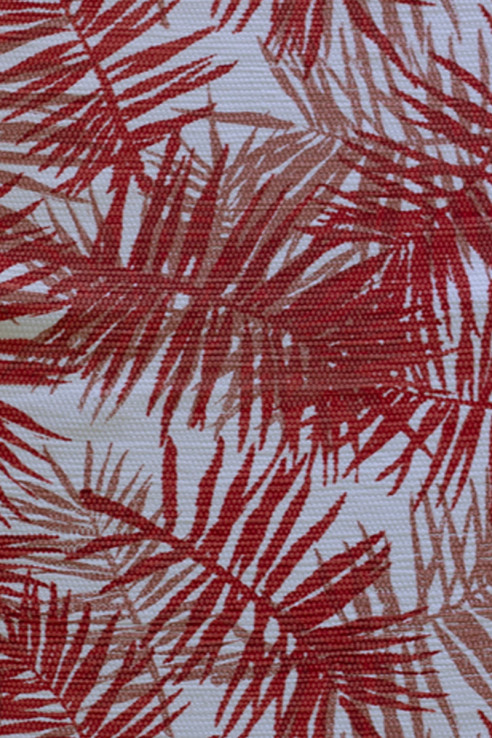 lula-fabrics-rug-palm-frond-coral-detail