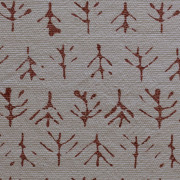 lula-fabrics-rug-twig-coral-detail