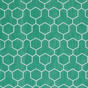 honeycomb-in-green