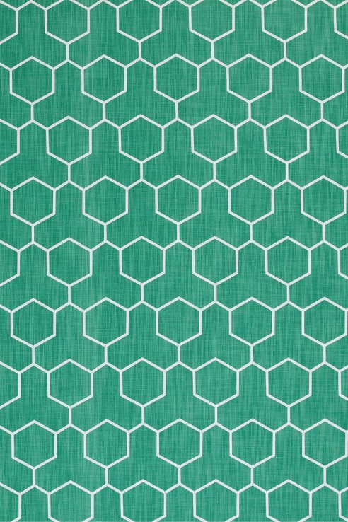 honeycomb-in-green