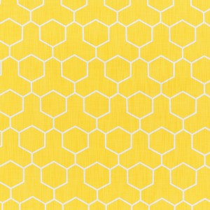 honeycomb-in-yellow