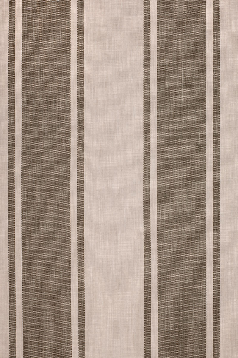 Broad Stripe in Charcoal