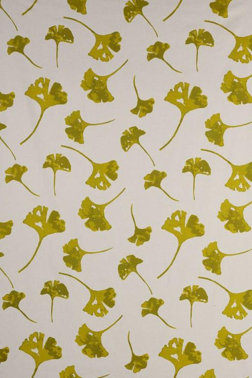 Ginkoleaf in Chartreuse & Lemon 1