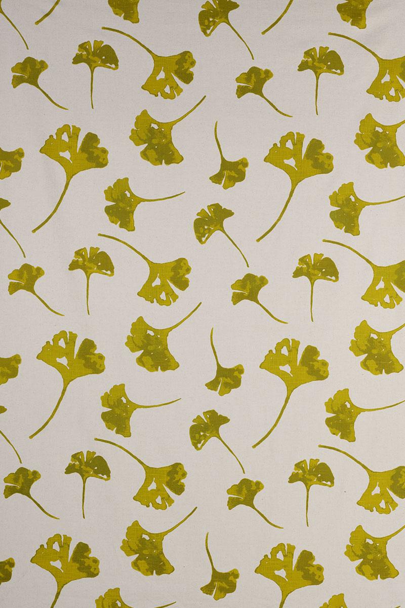 Ginkoleaf in Chartreuse & Lemon