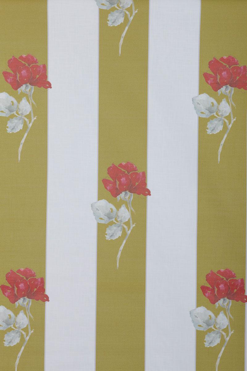 Grace Kelly Stripe in Chartreuse