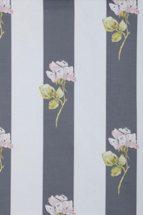 Grace Kelly Stripe in Indigo 1