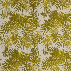 Palmfrond in Chartreuse