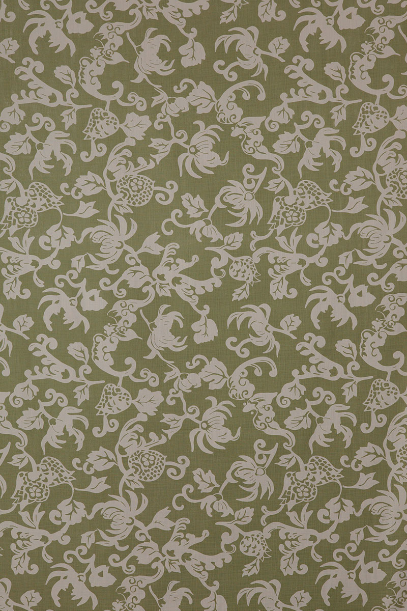 Silver Leaf in Olive