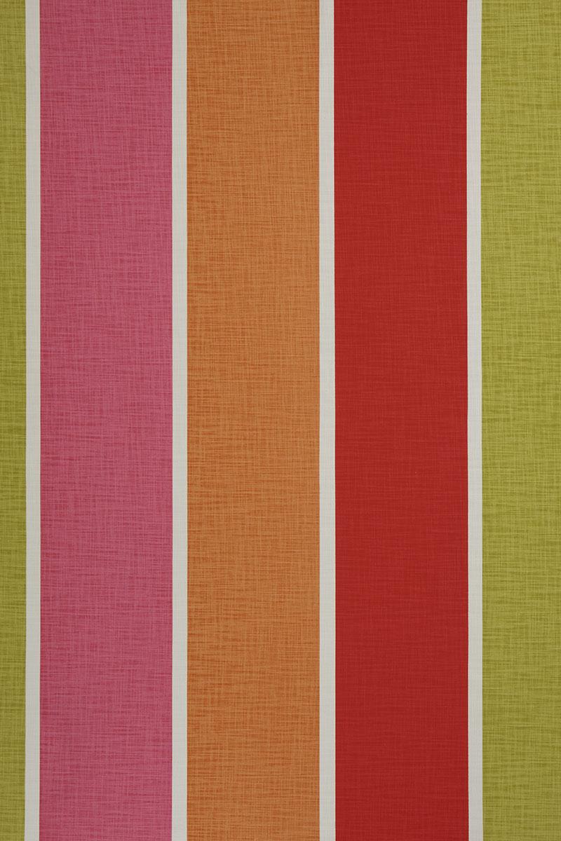 Suzani Stripe in Red