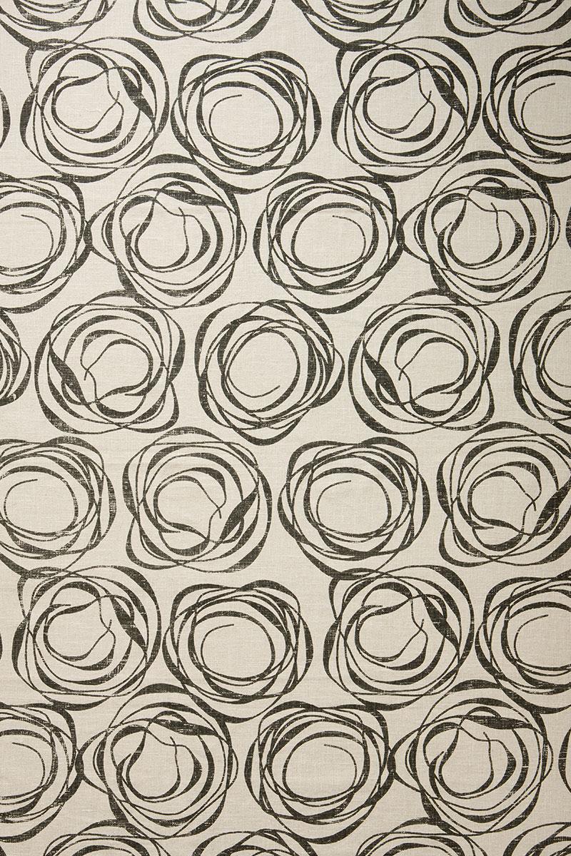 Swirl in Charcoal