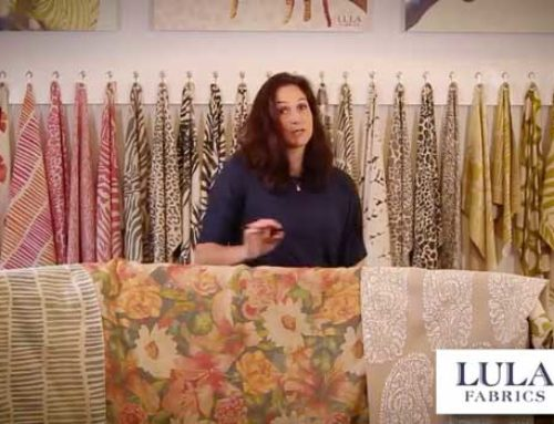 How to Create an Eclectic Interior with Lula Fabrics