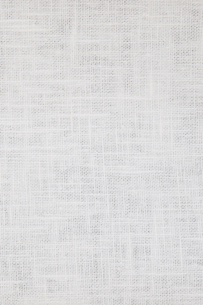 Floppy Linen White