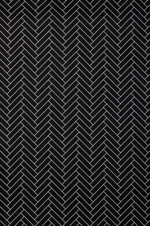 Herringbone in Black 1