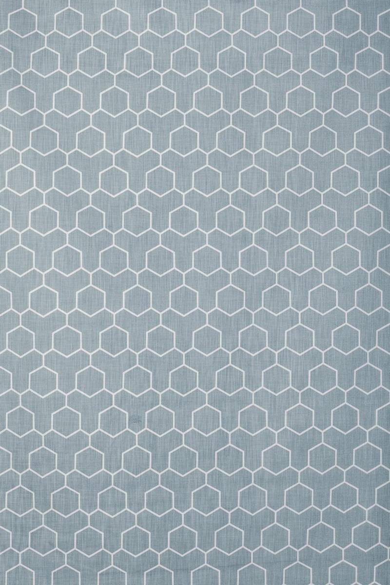 Honeycomb in Aqua